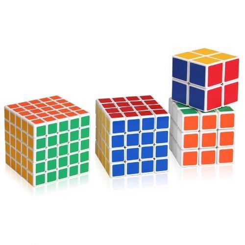 Omiu メーカー直売 - Shengshou Magic 安値 Cube Puzzle 2x2x2 4x4x43x3x3 5x5x5 and Set