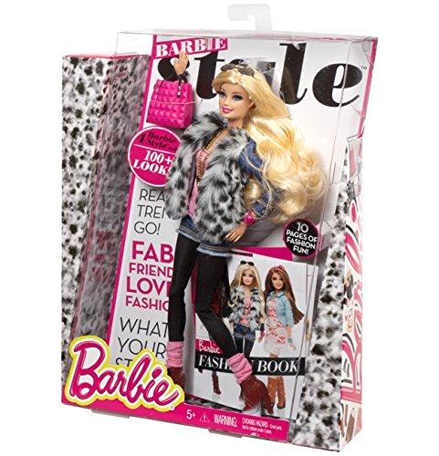 バービー スタイル ファー付 ジャケット Barbie Style Barbie Faux Fur Jacket BLR56