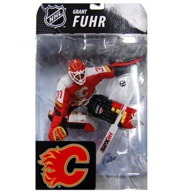 マクファーレントイズ NHL フィギュア シリーズ19 GRANT FUHR/Calgary Flames