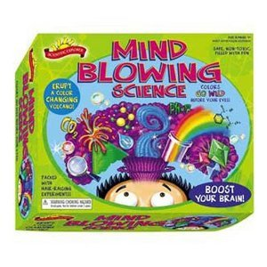 Scientific Explorer's Mind Blowing Science Kit for Young Scientists - サイエンス キット