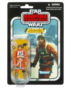 海外直輸入 マニア必見!スターウォーズ Star Wars Star Wars 3.75 inch Vintage Figure Han Solo (Echo
