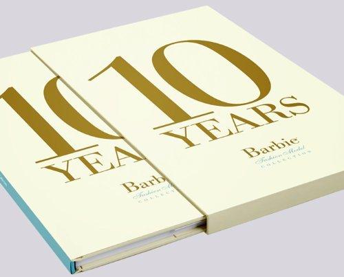 バービーファッションモデルコレクション 10周年記念本