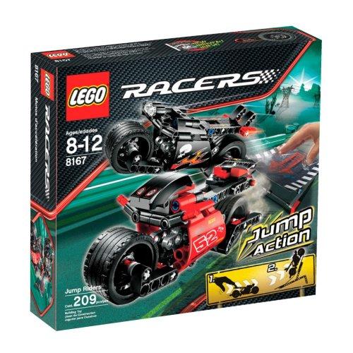 レゴ 8167 Racers Jump Riders