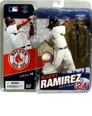 マクファーレントイズ MLBシリーズ16 マニー・ラミレス