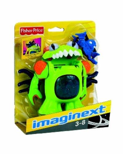Fisher-Price imaginext Space フィッシャープライス イマジネクスト グリーンスペースエイリアン/Green