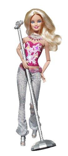 バービーBarbie Fashionistas In The Spotlight Glam Doll V9513