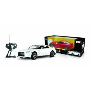 New 1/14 Nissan GT-R Radio Control RC Car R/C Ready To ランニング (Color May Vary)