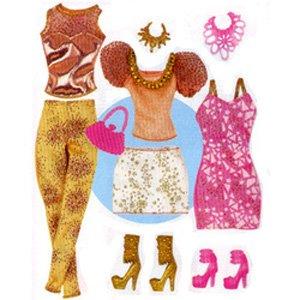 バービー ドレス「ファッショニスタ ファッション デイ ショッピング」