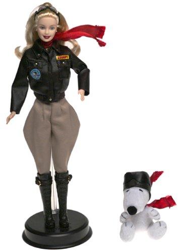 バービーBarbie and Snoopy Collector Edition Doll (2001)  55558