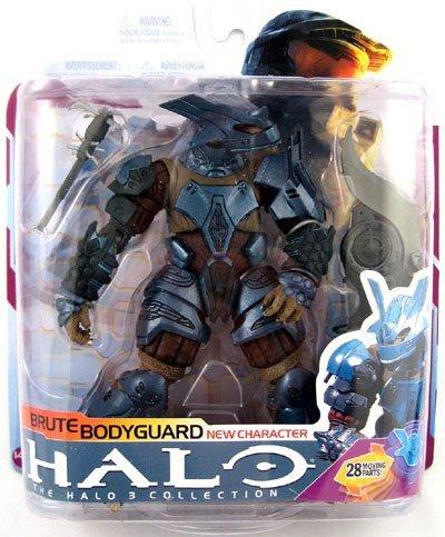 マクファーレン HALO3(ヘイロー3) シリーズ6 MEDAL EDITION Brute Bodyguard