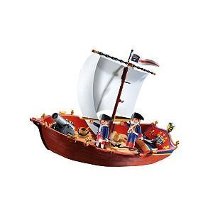 プレイモービル Soldiers ボート セット