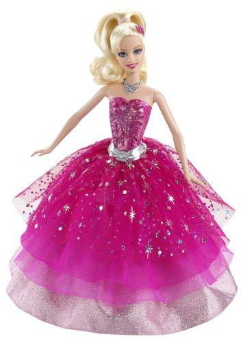 バービーBarbie A Fashion Fairytale Transforming Fashion Doll  T2562