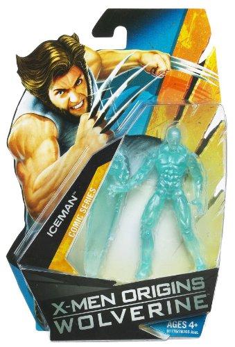 ウルヴァリン X-MEN ZERO ムービー 3.75インチ アクションフィギュア/アイスマン<コミック>