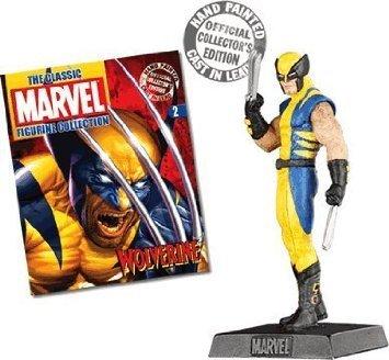Classic Marvel (マーブル) Figurine Collection #2 Wolverine (ウルヴァリン) フィギュア おもちゃ 人形