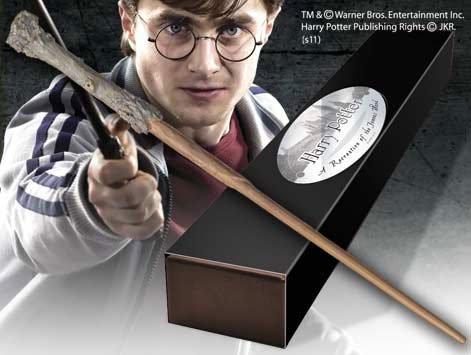 ハリーポッター 1/1スケール魔法の杖レプリカ ハリーポッター専用 ver2