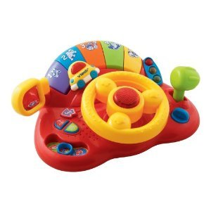 Vtech Learn & Discover Driver Electronic ライト and Sounds