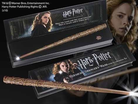 ハリーポッター ハーマイオニー専用 光る魔法の杖