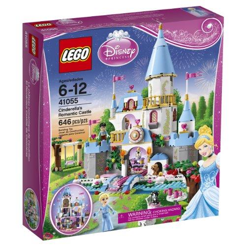 レゴ ディズニープリンセス 41055 Cinderella's Romantic Castle