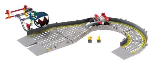 マリオカートブロック MARIO VS CHAIN CHOP BUILDING SET マリオとチェーンチョップ ビルドセット