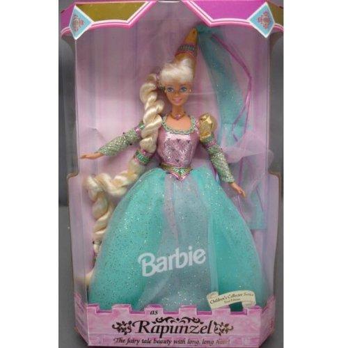 バービー ラプンツェル (ブロンドロング)  Barbie as Rapunzel Children's Collector Series First
