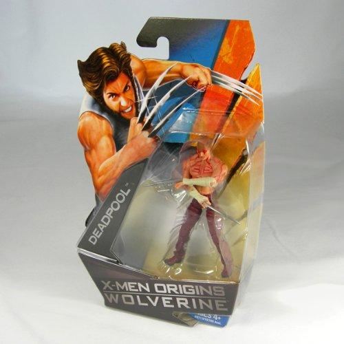 ウルヴァリン X-MEN ZERO ムービー 3.75インチ アクションフィギュア/デッドプール<ムービー>