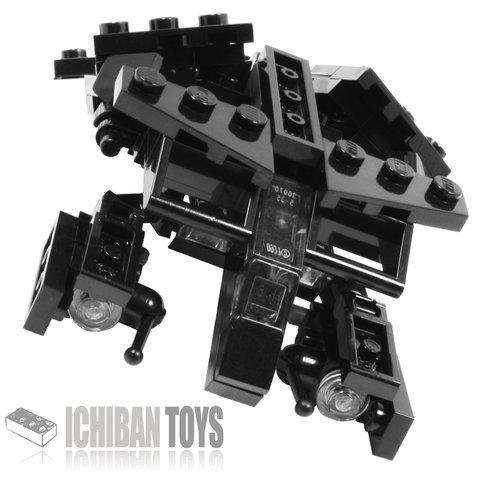 Bat - Custom LEGO (レゴ) Element Kit ブロック おもちゃ