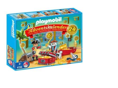 プレイモービル シーズン クリスマスカレンダー 海賊 4156