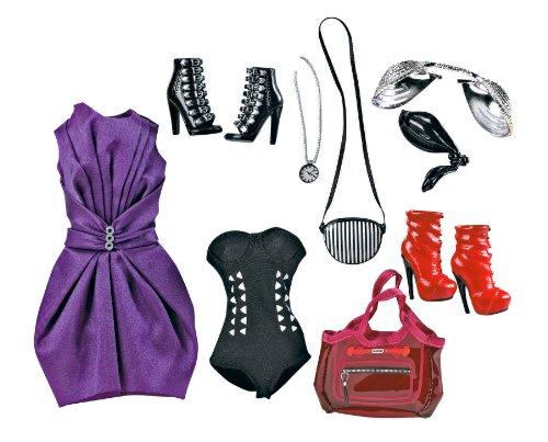 バービーBarbie Stardoll by Barbie - Fallen Angel Fashion Pack  W2208