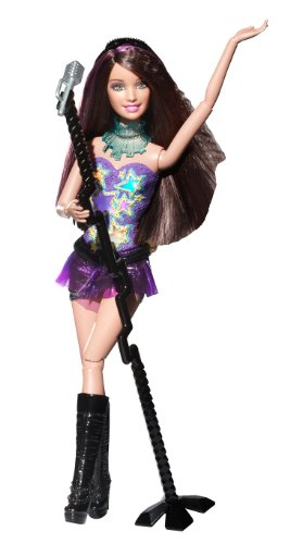 バービーBarbie Fashionistas In The Spotlight Sassy Doll W1597