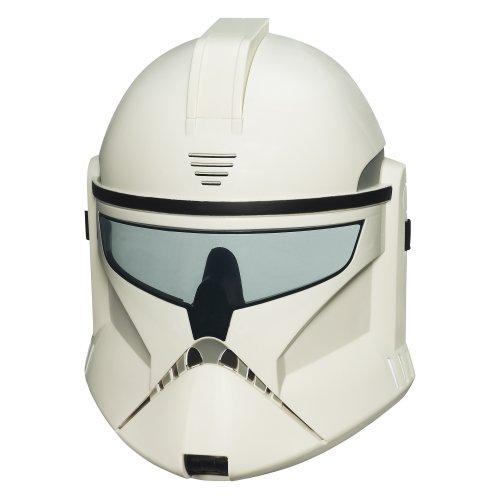Hasbro スター・ウォーズ 2012 エレクトリック ヘルメット クローン・トルーパー/Star Wars 2012 Clone T