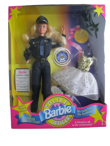バービー  Police Officer Barbie [Toy]