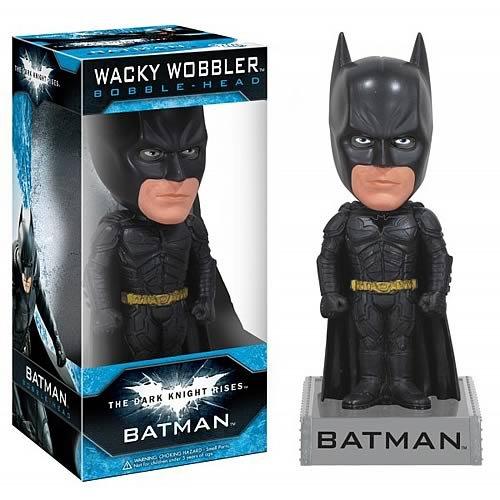 Batman(バットマン) Dark Knight Rises(ダークナイト ライジング) ボブルヘッド