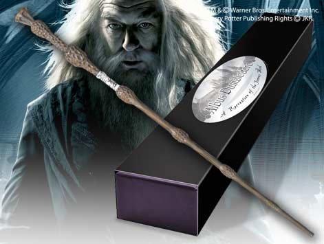 ハリーポッター 1/1スケール魔法の杖レプリカ アルバス・ダンブルドア専用 ver.2