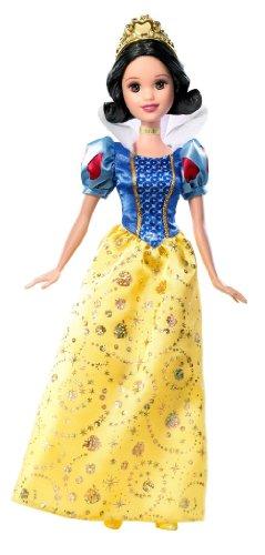 ディズニープリンセス キラキラドレスのプリンセスドール 白雪姫
