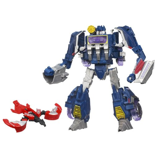 Transformers トランスフォーマー Generations Fall Of Cybertron Series 1 Soundwave Figure 6.5 Inches