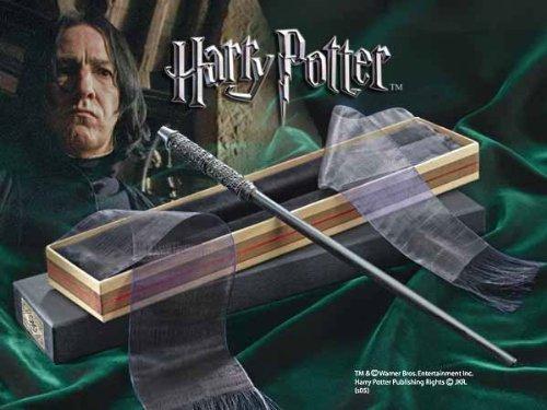 ハリーポッター 1/1スケール魔法の杖レプリカ セブルス・スネイプ専用