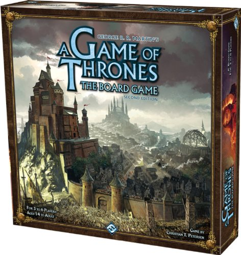 A Game of Thrones ゲーム オブ スローンズ The Board Game ボードゲーム