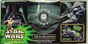 スターウォーズ Star Wars Power of ジェダイ Tie Interceptor