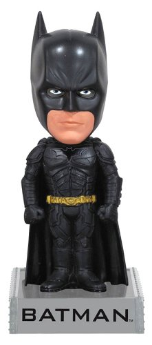 映画THE DARK KNIGHT RISES(ダークナイト ライジング)BATMAN(バットマン)WACKY WOBBLER BOBBLE-HEAD
