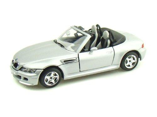 ダイキャストカー BMW M ロードスター シルバー 1/24