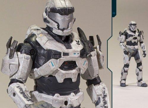 マクファーレントイズ ヘイロー・リーチ(HALO REACH)/シリーズ6 Spartan JFO (White) - Walgreen's 限
