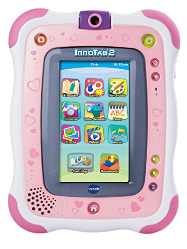 VTECH InnoTab2 英語学習タブレット ピンク