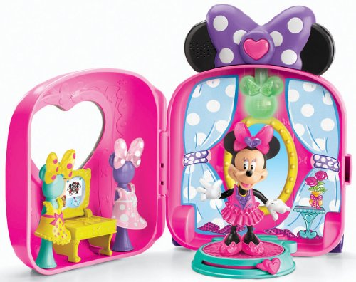 Fisher-Price(フィッシャープライス) Disney's Minnie's Fashion on The Go