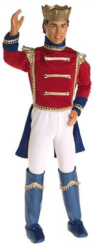 【超歓迎された】 バービー 50793 Nutcracker Nutcracker Ken バービー as Prince Eric 50793, アースワードpc-shop:f8308cc3 --- canoncity.azurewebsites.net