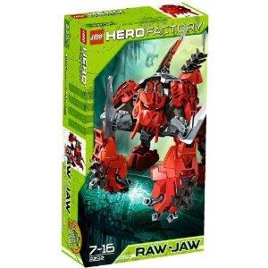 レゴ 2232 Raw-Jaw ヒーロー・ファクトリー ロー・ジョー海外限定品