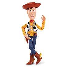 2012年!トイストーリーコレクションフィギュア ウッディ たくさん笑うLots O'Laugh Woody 日本未発売