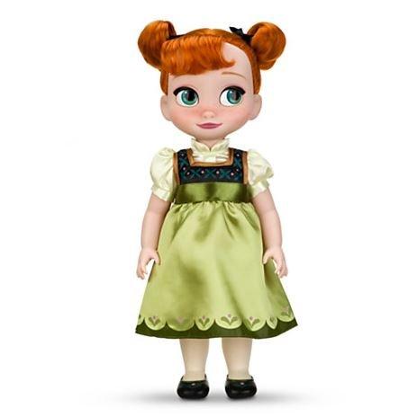 アナと雪の女王 ディズニー コレクションドール アンナ 日本未発売