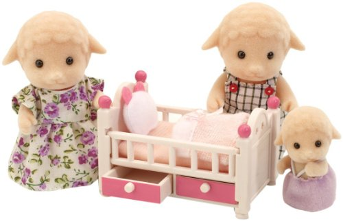 Sylvanian Families The Dingles New Arrival フィギュア ダイキャスト 人形