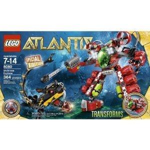 レゴ Atlantis 8080 Undersea Explorer アトランティス