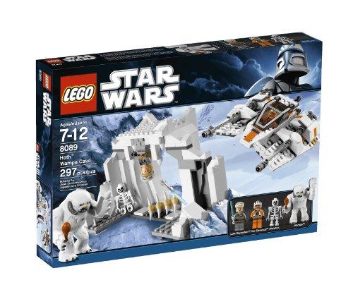 レゴ スター・ウォーズ ホス・ワンパ・ケイブ LEGO 8089